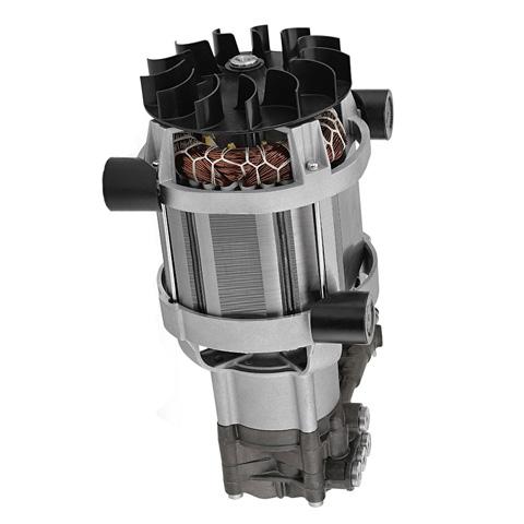 Тихий индукционный двигатель