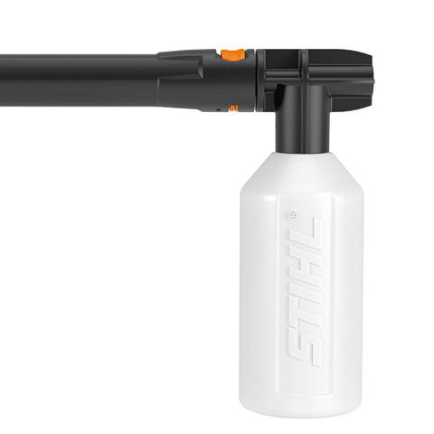 Комплект для добавления в воду моющего средства