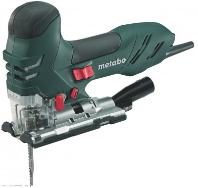 Электролобзик Metabo Ste 140 plus metalock
