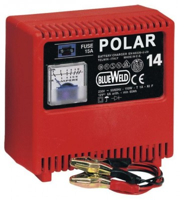 BlueWeld Polar 14 Red