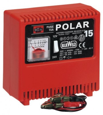 BlueWeld Polar 15 Red