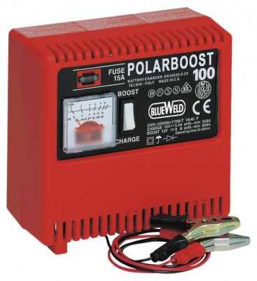 BlueWeld PolarBoost 100 Red