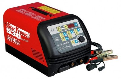 BlueWeld Startronic 530 Red