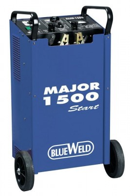 BlueWeld Major 1500 Start