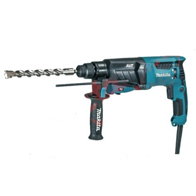 Перфоратор Makita HR2630 (SDS-plus,800Вт,Кейс)