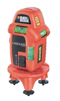Нивелир Black and Decker LZR310