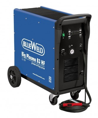 Плазменный резак BlueWeld Big Plasma 83 HF Blue