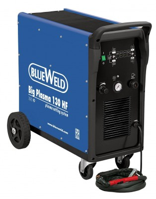 Плазменный резак BlueWeld Big Plasma 130 HF Blue