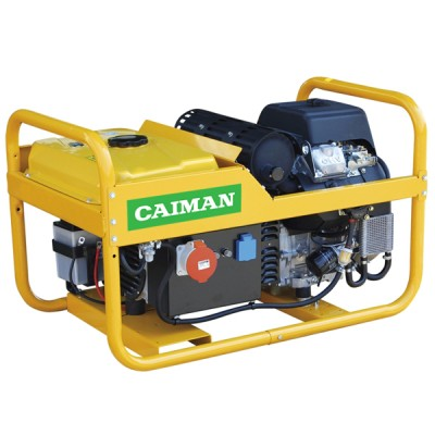Генератор бензиновый Caiman Leader 10500XL21 DE