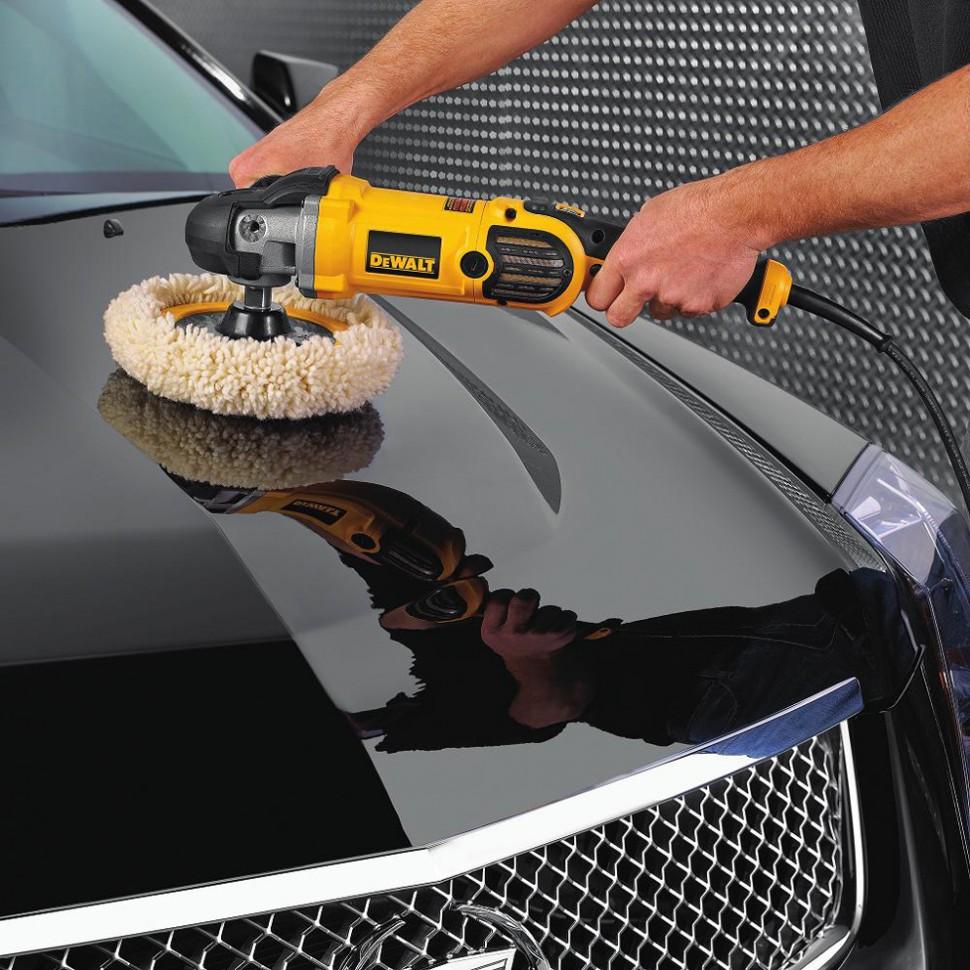 Машина полировальная своими руками